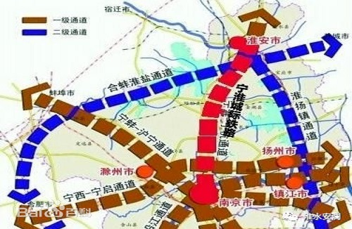 熱議:寧淮鐵路最新進展,9月開工,工期四年 作者: 來源:南京日報