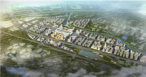 定了!寧淮鐵路這個站點預計2025年建成通車