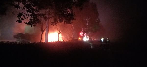 驚險!銅城一天內竟發生兩起火災事故